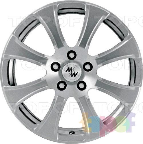 Колесные диски M&K Forged Wheels MK-XV. Изображение модели #1