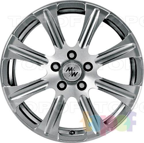 Колесные диски M&K Forged Wheels MK-XVI. Изображение модели #1