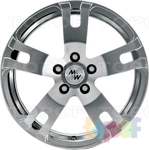 Колесные диски M&K Forged Wheels MK-XVII. Изображение модели #1