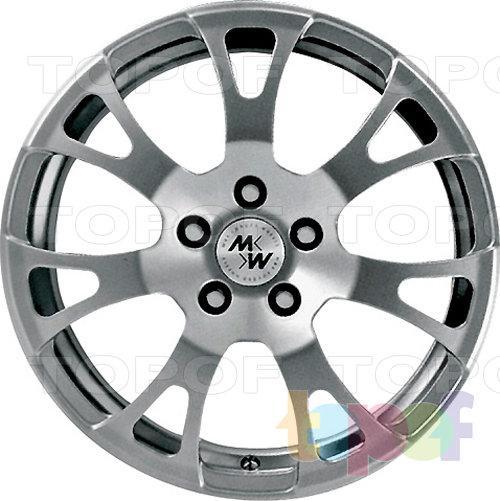 Колесные диски M&K Forged Wheels MK-XVIII. Изображение модели #1