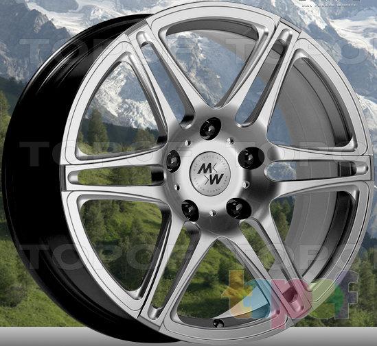 Колесные диски M&K Forged Wheels MK-XX