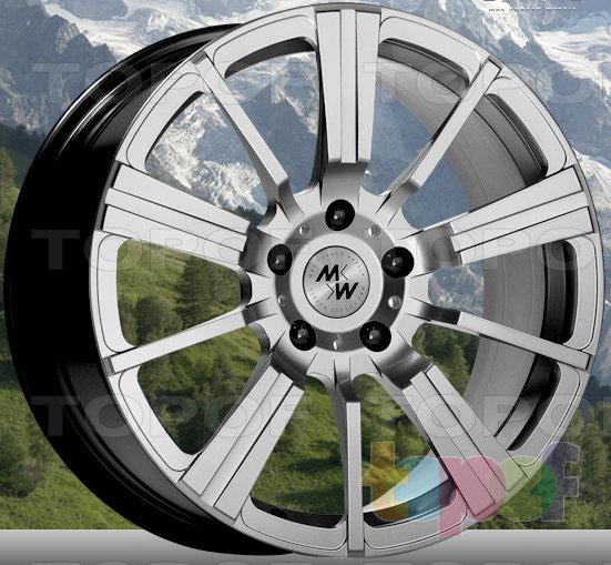Колесные диски M&K Forged Wheels MK-XXI