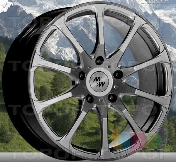Колесные диски M&K Forged Wheels MK-XXIV