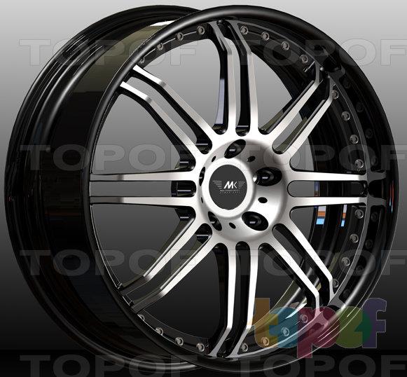 Колесные диски M&K Forged Wheels MK-XXXVII
