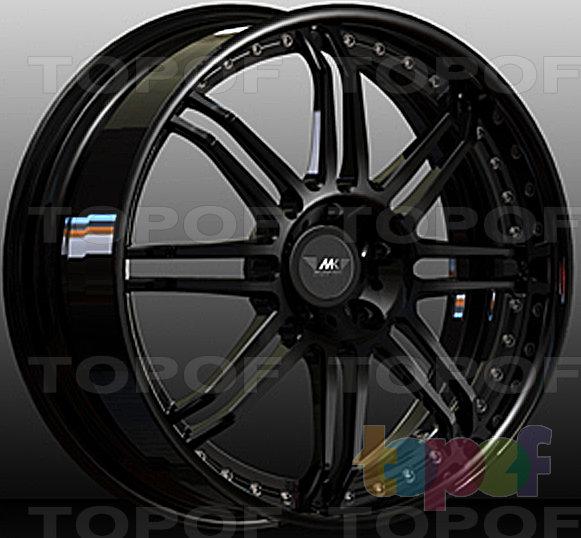 Колесные диски M&K Forged Wheels MK-XXXVII. Изображение модели #2