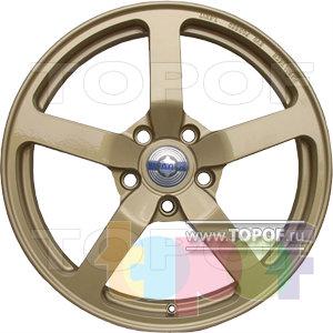Колесные диски МагАлТек Д1 Evo. Изображение модели #2