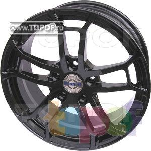 Колесные диски МагАлТек Д3 Techno. Изображение модели #1