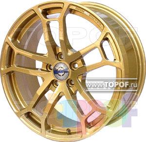 Колесные диски МагАлТек Д3 Techno. Изображение модели #2