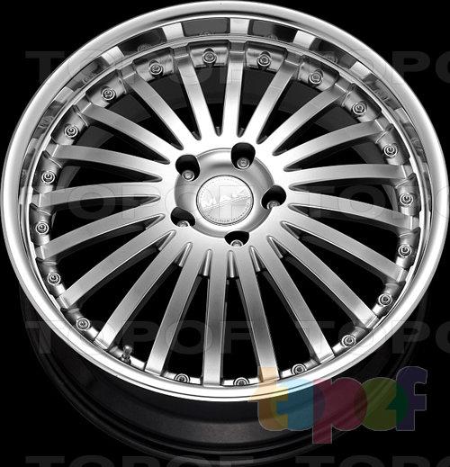 Колесные диски Mak Arena. Изображение модели #4