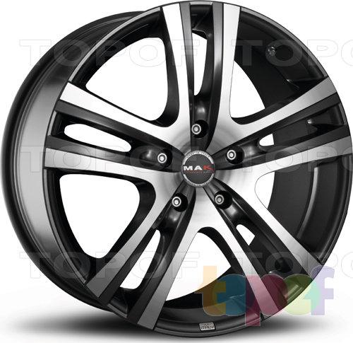 Колесные диски Mak Aria. Изображение модели #2