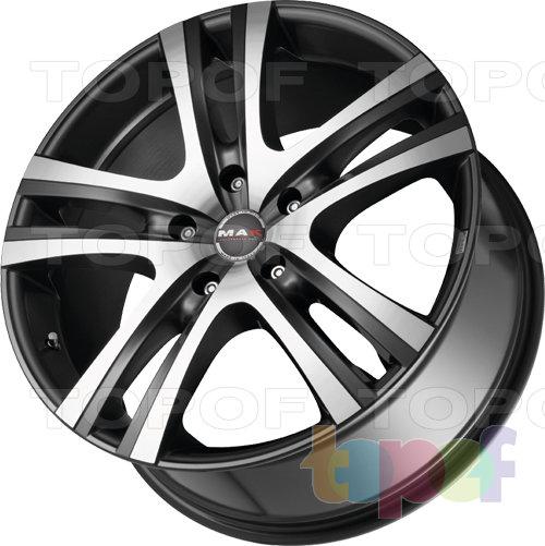 Колесные диски Mak Aria. Изображение модели #4
