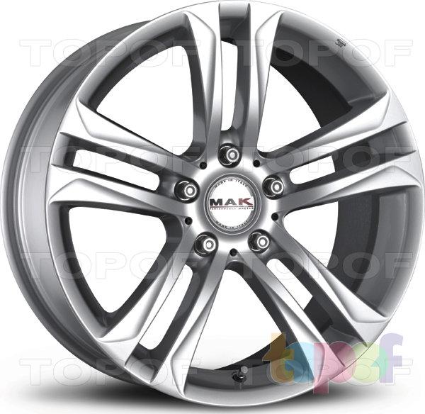 Колесные диски Mak Bimmer. Изображение модели #1
