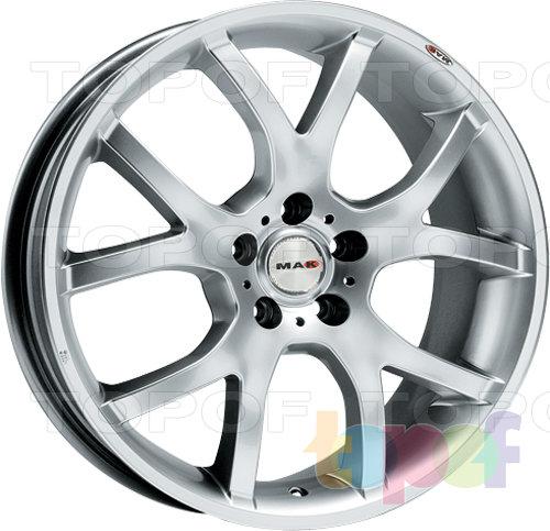 Колесные диски Mak Boost. Изображение модели #2