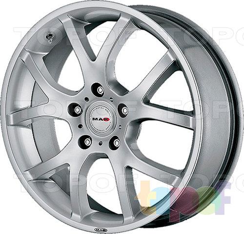 Колесные диски Mak Boost. Изображение модели #3