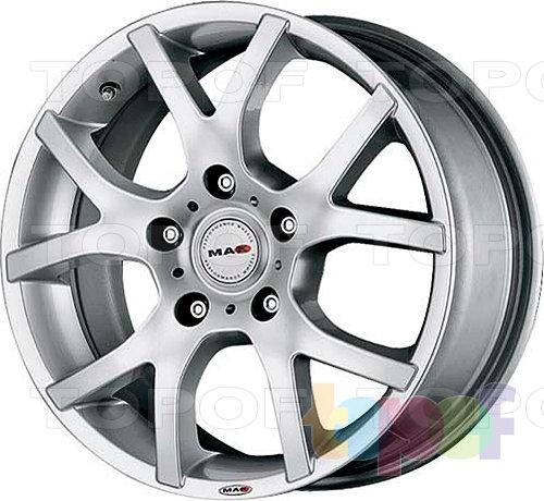 Колесные диски Mak Boost. Изображение модели #4