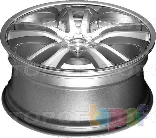 Колесные диски Mak Canyon. Изображение модели #2