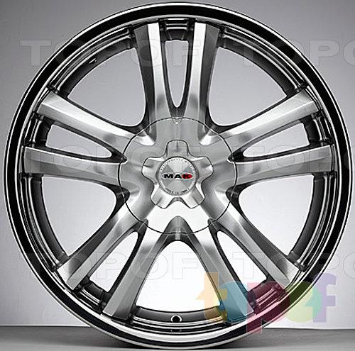 Колесные диски Mak Canyon. Изображение модели #5