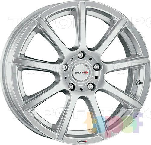 Колесные диски Mak Cruiser. Изображение модели #1