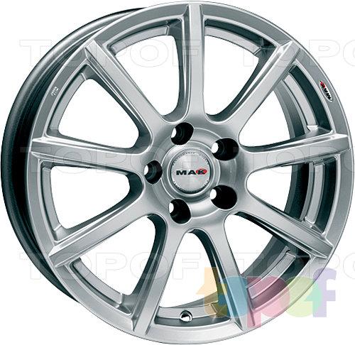 Колесные диски Mak Cruiser. Изображение модели #2