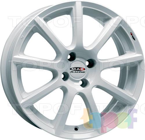 Колесные диски Mak Cruiser Racing. Изображение модели #2