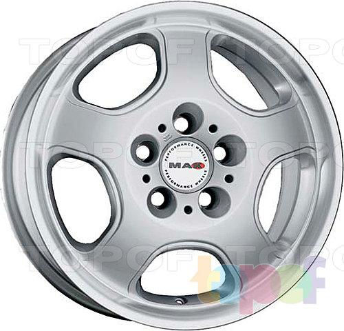 Колесные диски Mak Cup. Изображение модели #1