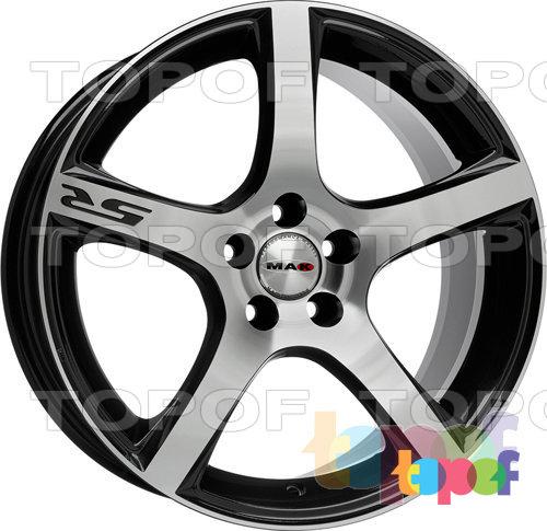 Колесные диски Mak Fever 5R. Silver