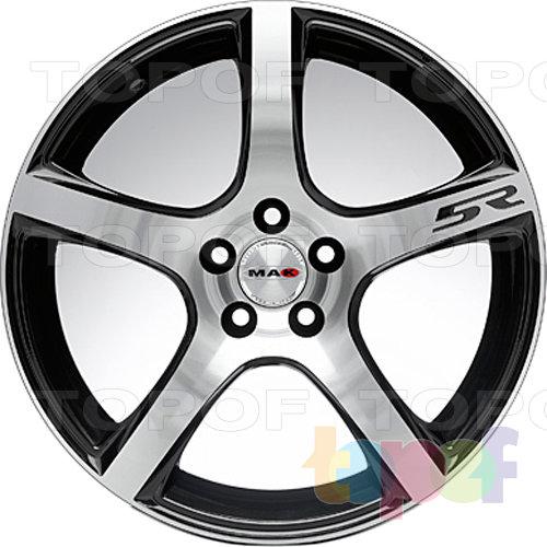 Колесные диски Mak Fever 5R. Изображение модели #1