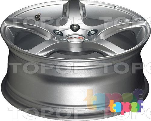 Колесные диски Mak Fever 5R. Серебро