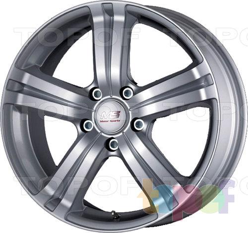 Колесные диски Mak Flare. Изображение модели #2