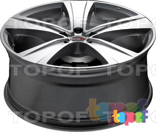 Колесные диски Mak Fuoco 5. Изображение модели #1
