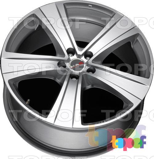 Колесные диски Mak Fuoco 5. Изображение модели #2