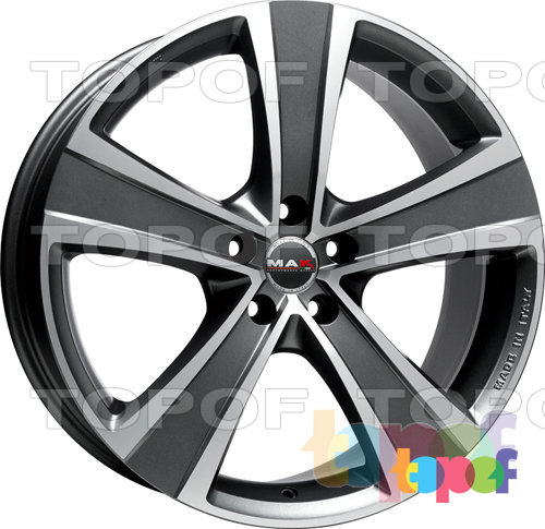 Колесные диски Mak Fuoco 5. Изображение модели #3