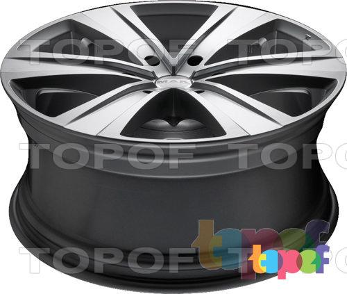 Колесные диски Mak Fuoco 6. Ice Titan