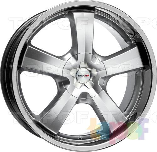 Колесные диски Mak G-Five. Изображение модели #1