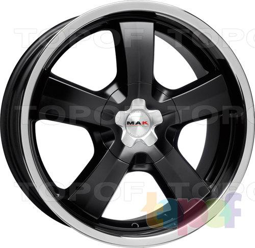 Колесные диски Mak G-Five. Изображение модели #2