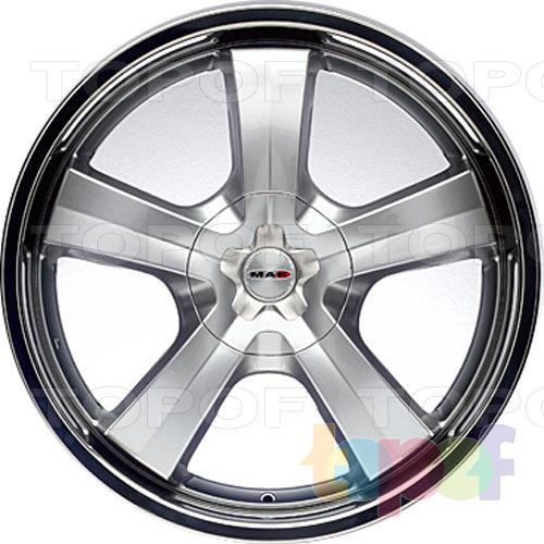 Колесные диски Mak G-Five. Изображение модели #3