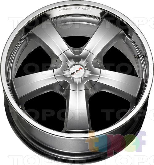 Колесные диски Mak G-Five. Изображение модели #4