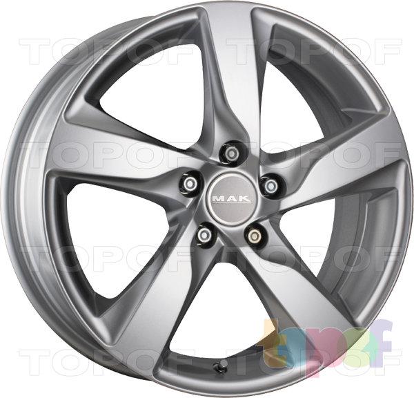 Колесные диски Mak Gothenburg. Изображение модели #2