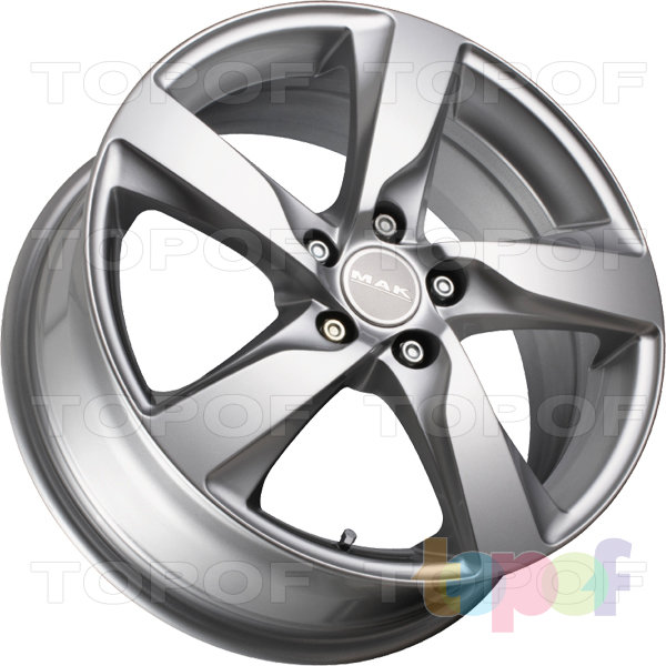 Колесные диски Mak Gothenburg. Изображение модели #4