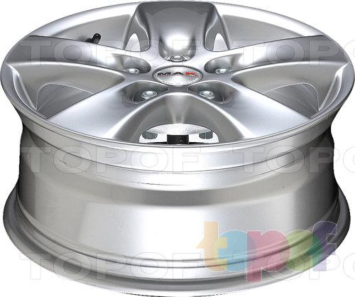 Колесные диски Mak HD!. Изображение модели #3