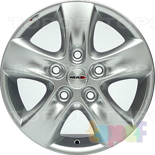 Колесные диски Mak HD!. Изображение модели #4