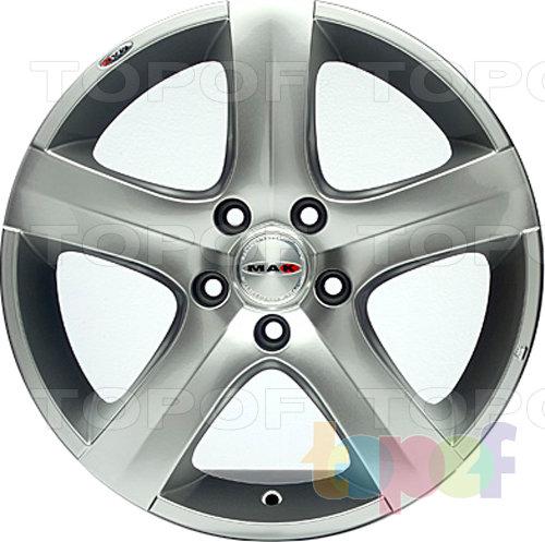 Колесные диски Mak Hornet. Изображение модели #2