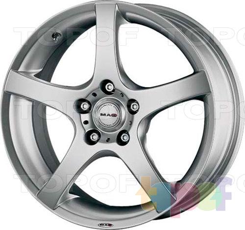 Колесные диски Mak Hyper. Цвет - антрацит