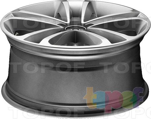 Колесные диски Mak Invidia De Luxe. Изображение модели #4