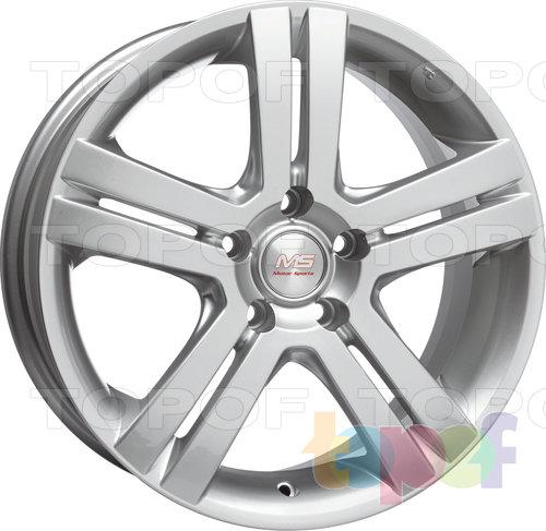 Колесные диски Mak Jag. Изображение модели #1