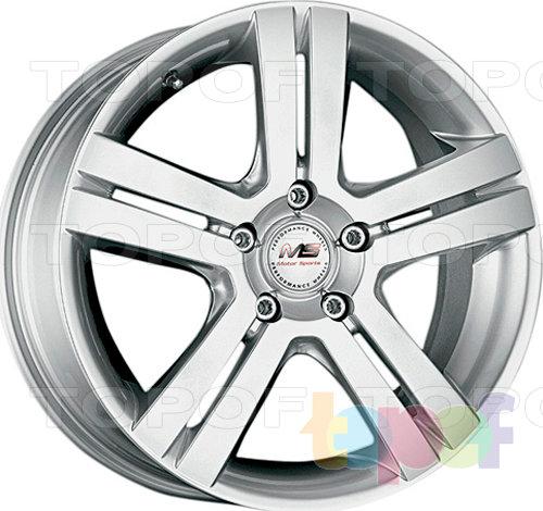 Колесные диски Mak Jag. Изображение модели #2