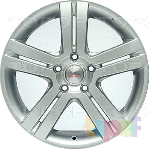 Колесные диски Mak Jag. Изображение модели #3