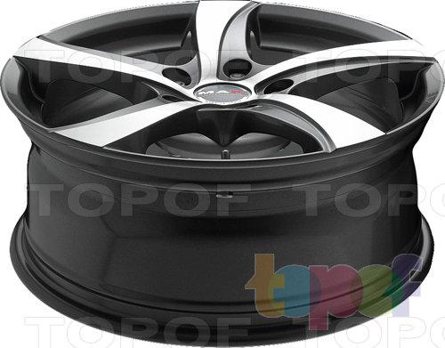 Колесные диски Mak Mistral. Изображение модели #3