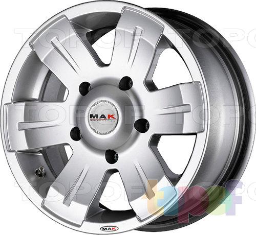 Колесные диски Mak Mohave. Изображение модели #1
