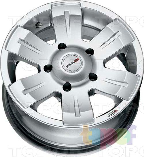 Колесные диски Mak Mohave. Изображение модели #3